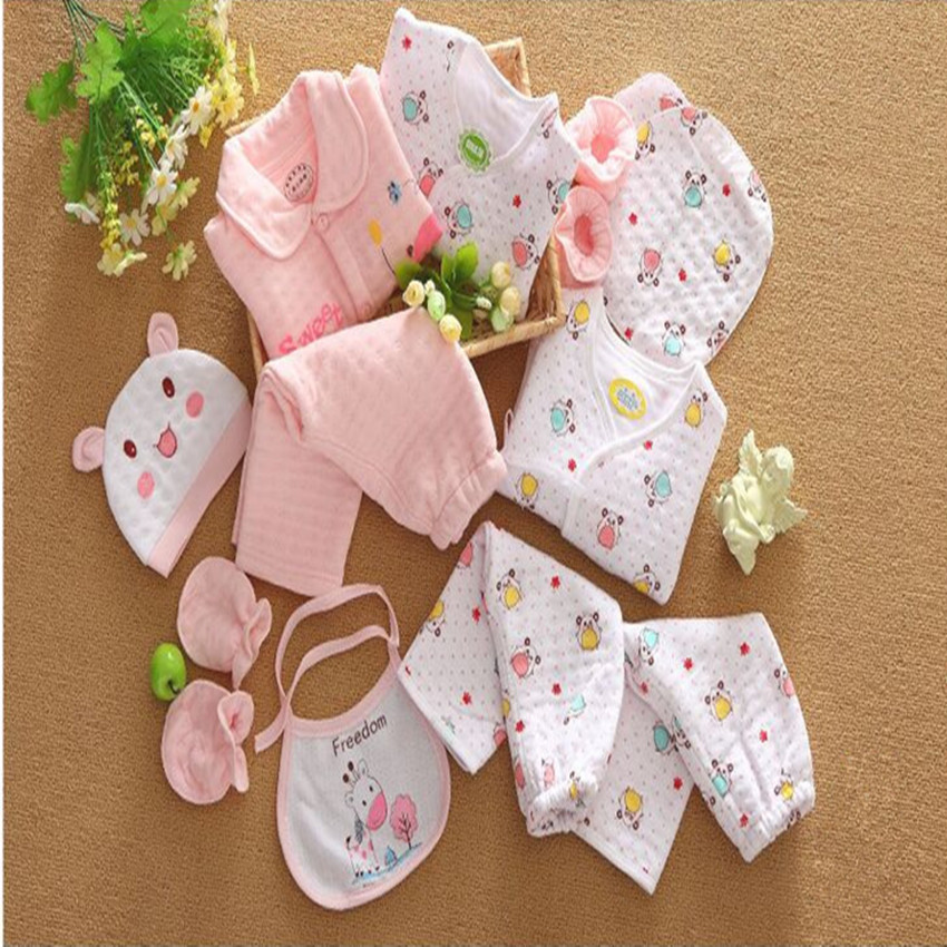 Baby Gift Set Totoro : Piece newborn gift sets autumn winter cotton