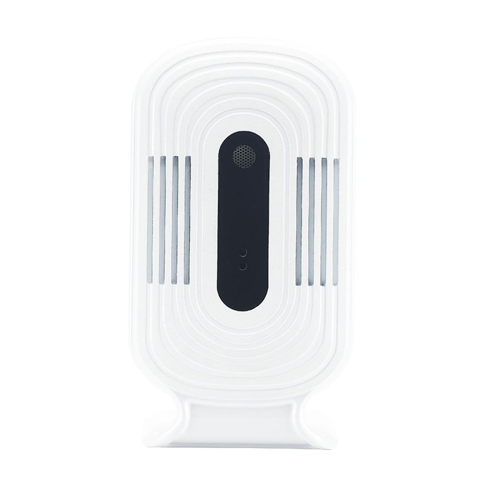 JQ 300 Smart WIFI Home Smog Meter CO2 HCHO TVOC PM2.5 Air Quality Tester Meter Gas Detector Sensor Temperature Humidity Monitor