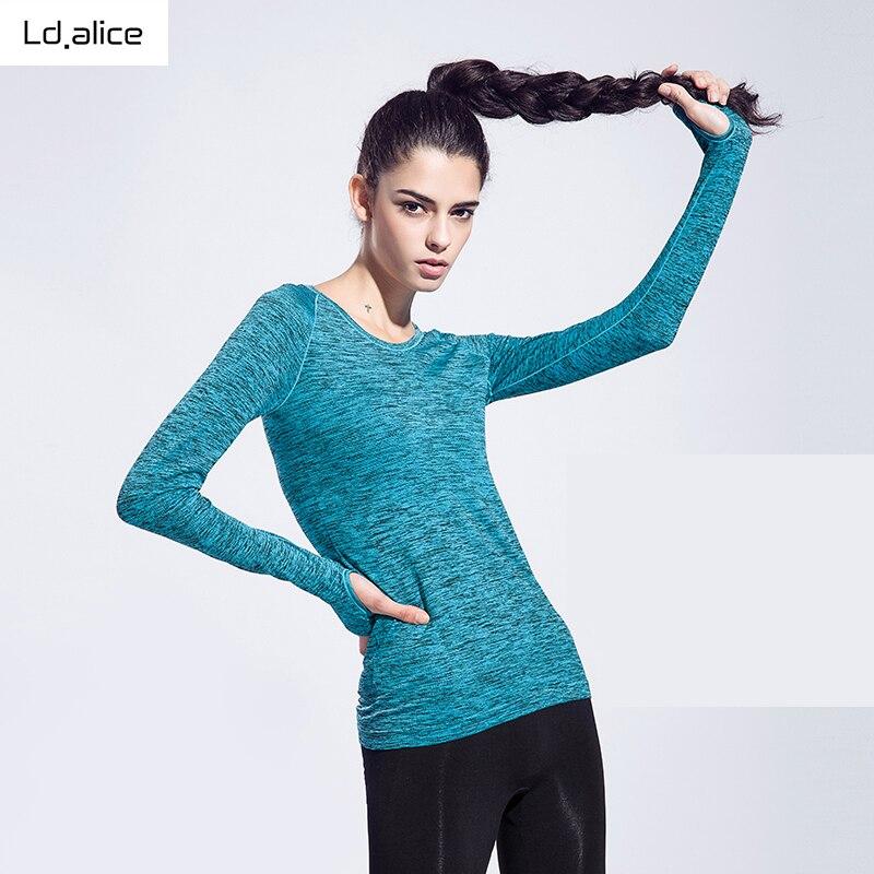 Nuevas mujeres de talla grande camisas de yoga Gimnasio de secado - Ropa deportiva y accesorios - foto 1