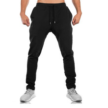 YEMEKE Pants Casual Sweatpants Solid Fashion high street Trousers Pants For Men