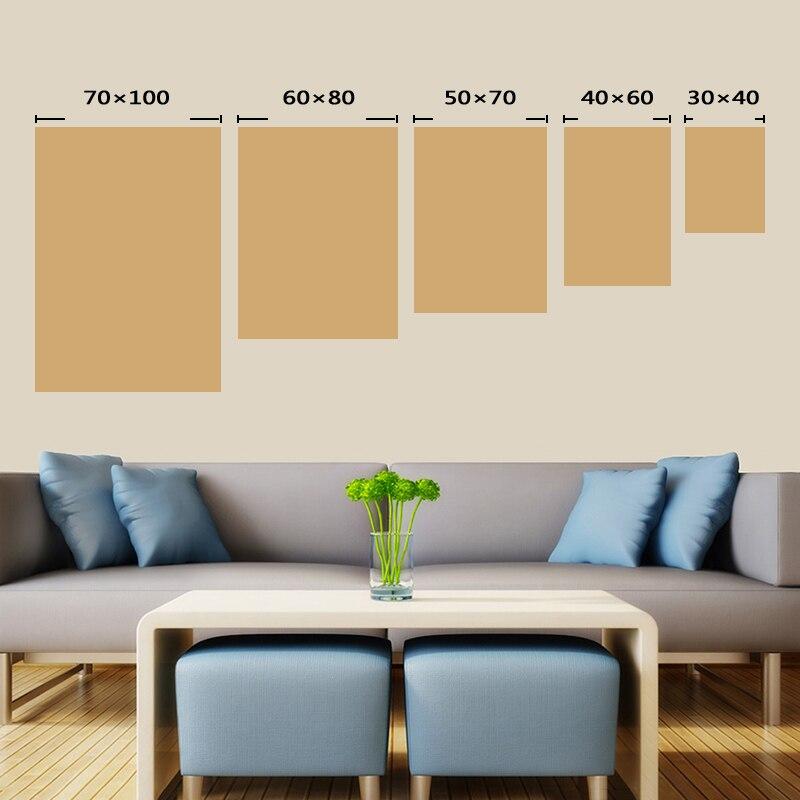 Unframed 3 Stks Groene Apple Moderne Keuken Woondecoratie Hd Print