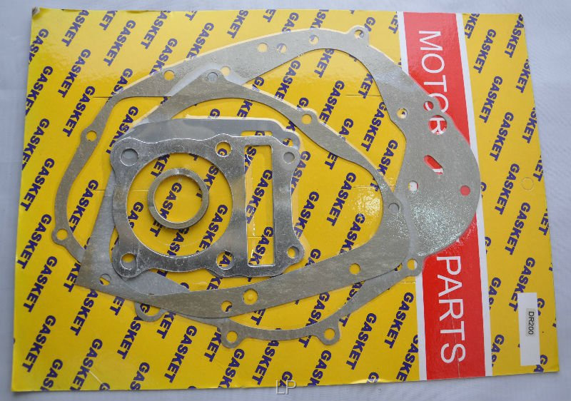 Motorcycle high quality gasket DR200