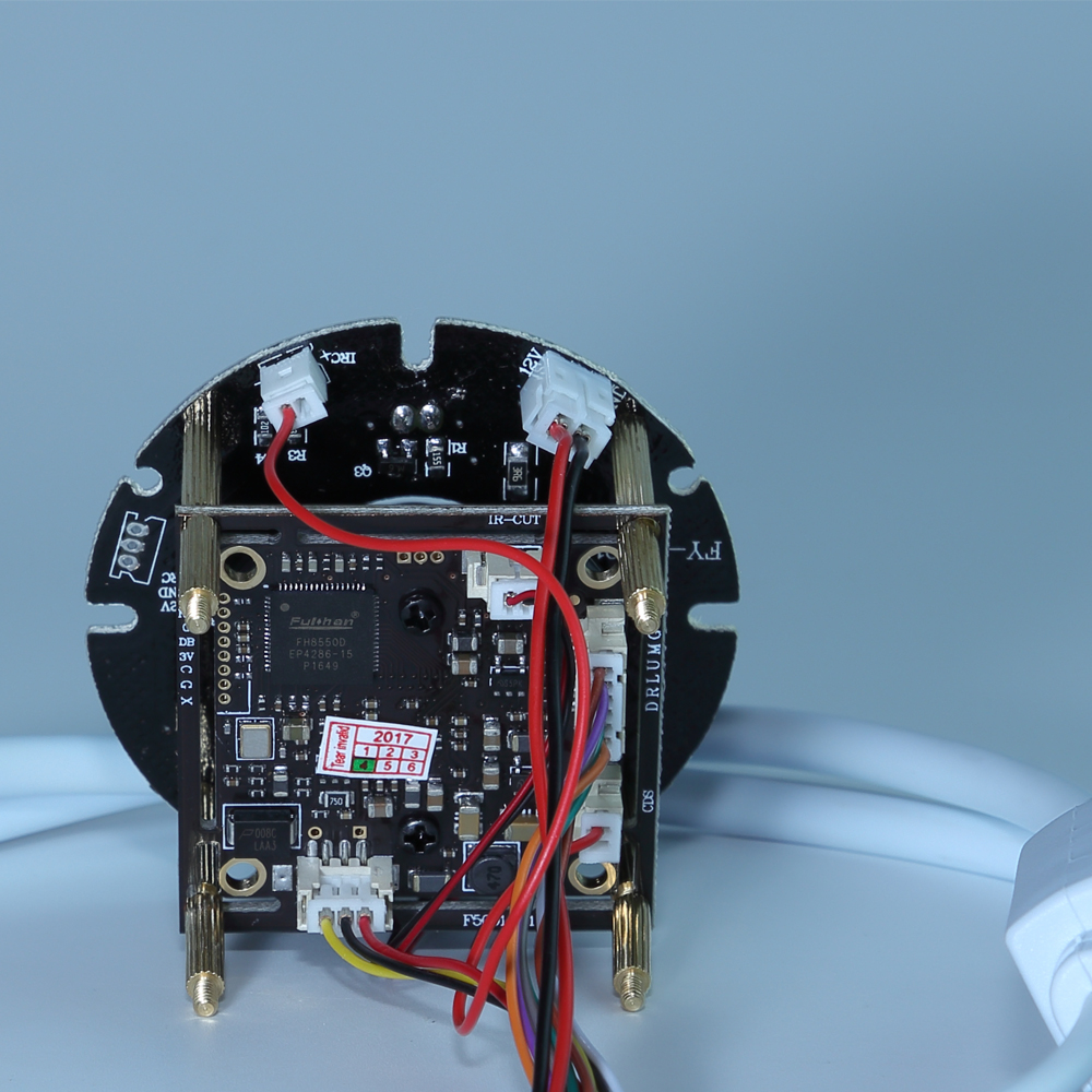 2.0 megapixel Sony starlight home security cam module for dome ...