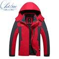 Весна осень новый куртки мужские большой размер L-5XL6XL7XL8XL водонепроницаемый ветрозащитный мужская Досуг Тонкий срез пальто куртки