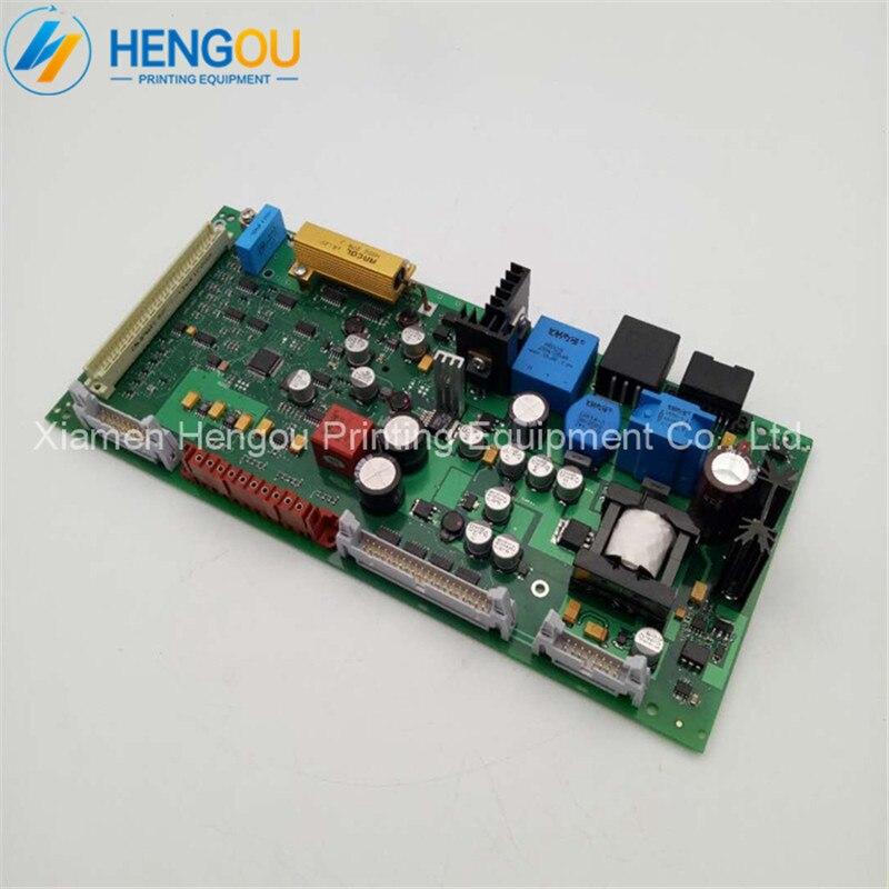 Qualité supérieure offset SM52 SM74 XL105 carte d'impression 00.781.9327 00.781.9328 00.785.0809 00.781.0895 UVM3 lecteur tableau de contrôle