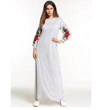 ecac6dba7a Grey Maxi Dress Promotion-Shop for Promotional Grey Maxi Dress on ...