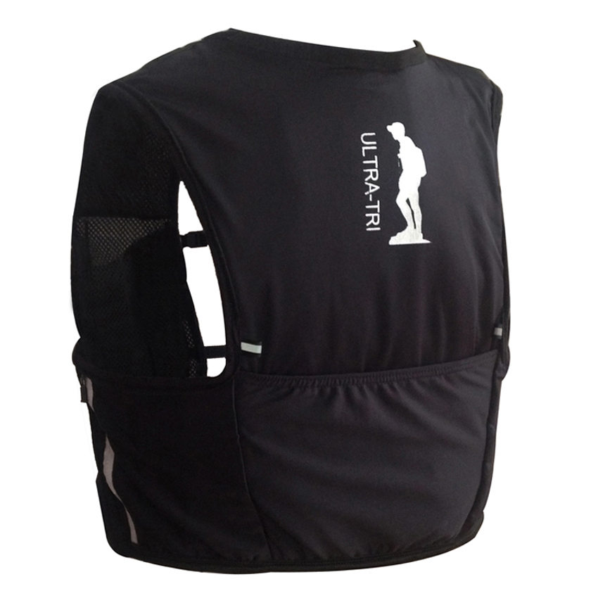 ULTRA-TRI рюкзак для бега, жилет для бега, легкий рюкзак для марафона, спортивная сумка для бега, жилет для бега, 8 л