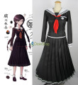 Anime Danganronpa cosplay costume Dangan Ronpa touko fukawa Uniform for women girls Halloween dress party clothing