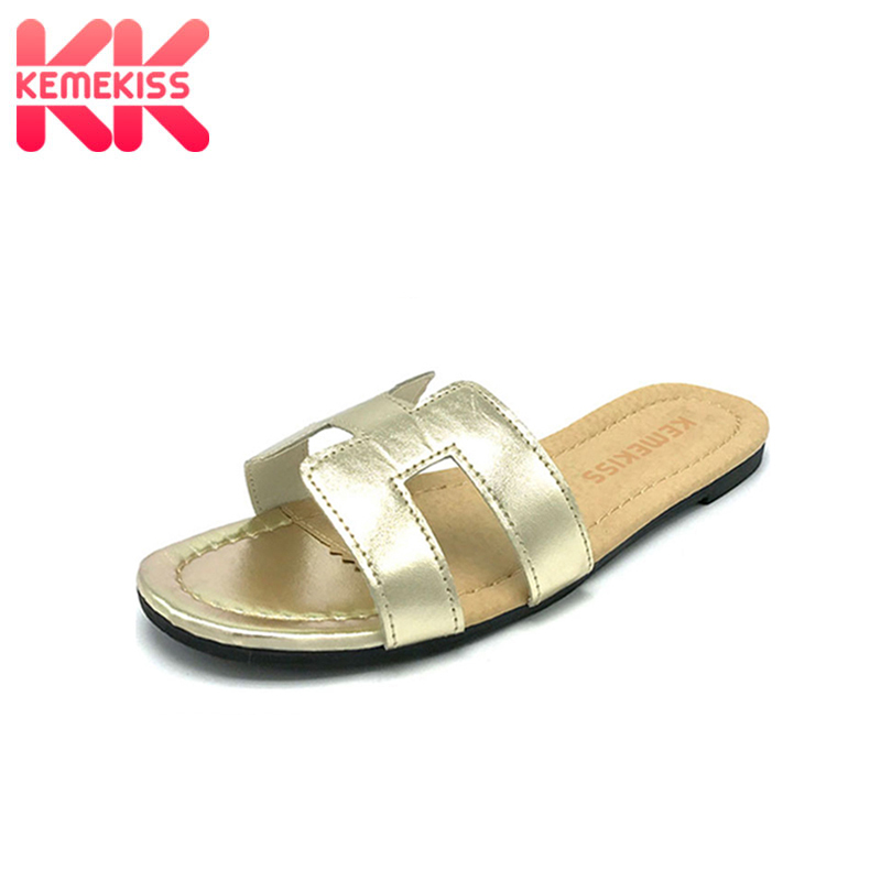 Lady Flat Sandals Brand Quality Female Shoes Women Gladiator Sandals Slippers Shoes Flip Flops Ladies Footwear Size 35-40 W0142