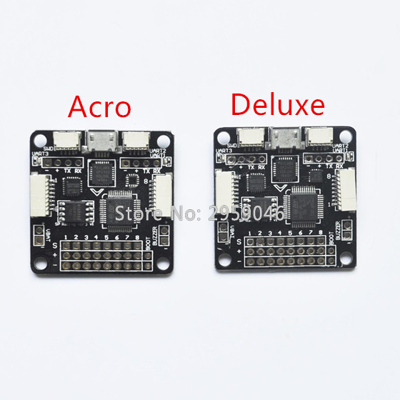 ZMR SP Racing F3 Flight Controller Acro Deluxe version for QAV 280 250 210 180 Mini Quadcopter SP3 NAZE32 Upgrade edition Drone micro minimosd minim osd mini osd w kv team mod for racing f3 naze32 flight controller