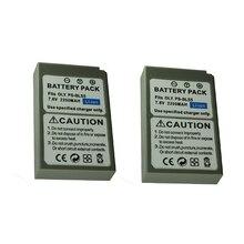 2 Шт. PS ПС-BLS5 BLS5 PSBLS5 Аккумуляторная Батарея для Olympus OM-D E-PL7 E-PL5 E-PL6 E-PM2 Stylus 1 EM10 E-M10 PEN E-PL2 II