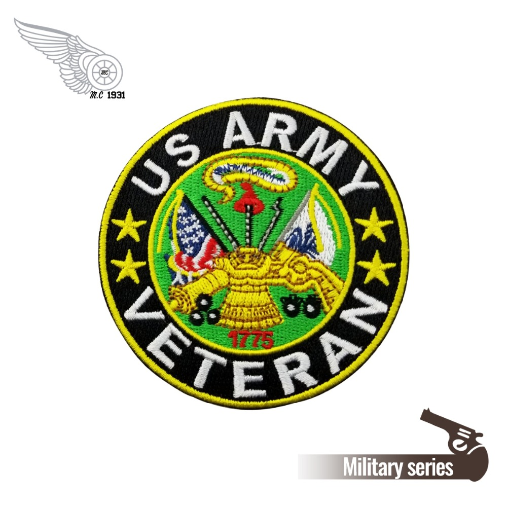Army Tactical Morale Biker Motorcycle Patch Middle Finger F*ck Off You