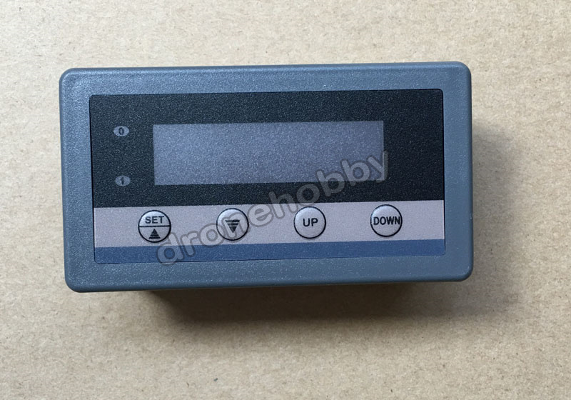 Free shipping PLC display and input parameters display board, simple text, function quite touch screen without programming text display touch screen test well