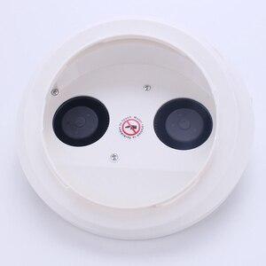 Image 2 - לציפורניים נטענת נייל אמנות אבק שואב אספן חזק כוח מניקור סלון נייל אבק אספן מכונת ציפורניים Accessoires