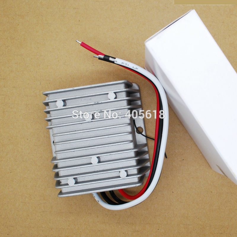 high voltage dc to dc converter step up dc to dc converter 12V 28V 10A 280w Input Voltage 16 32v Output Voltage DC28v