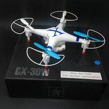 Cheerson CX-30W CX-30 4CH 2.4 GHz FPV RC Quadcopter Drone Helicóptero Wifi Control Del Teléfono Inteligente Con Cámara de ALTA DEFINICIÓN Real tiempo de Vídeo