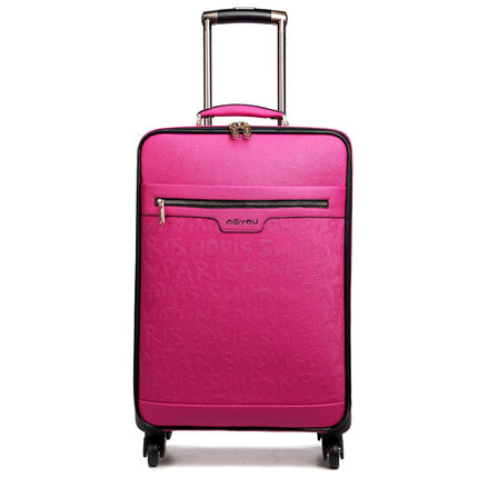 Suitcase Trolley Box Girl Cute Little Fresh College Travel Luggage Boarding Box Universal Wheel Suitcase CD50
