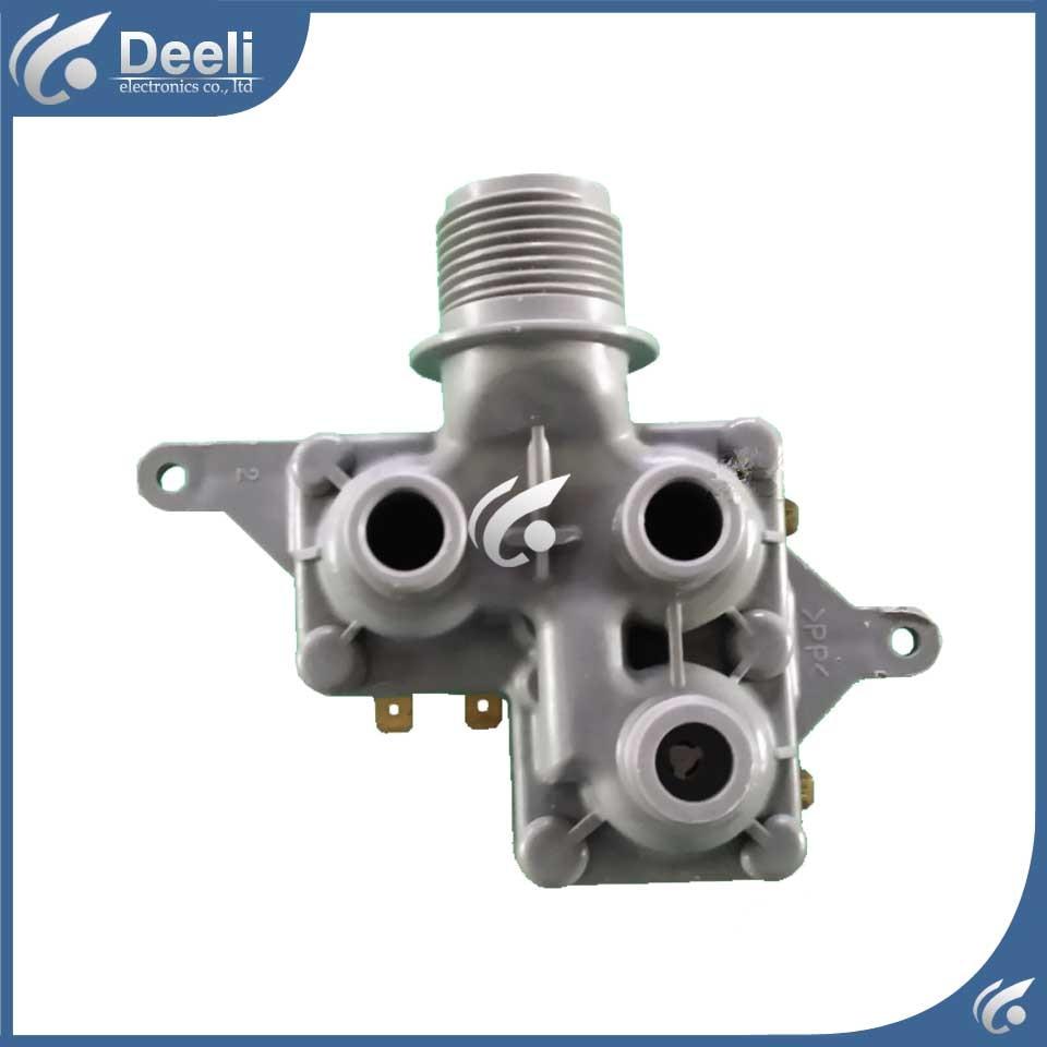 For Panasonic Universal washing machine water inlet valve solenoid valve FVS 116V1/W C good working|valve solenoid|work work|valve machines - title=
