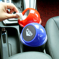 Hottop NEW car garbage can Car Trash Can Garbage Dust Case Holder Bin for honda Odyssey car styling 2015 2016