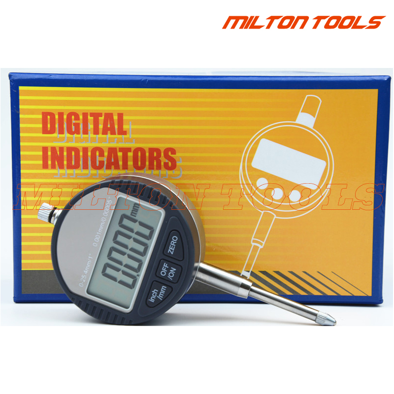 1inch Micron digital indicator 0 25mm 0 001mm electronic indicator dial gauge dial indicator