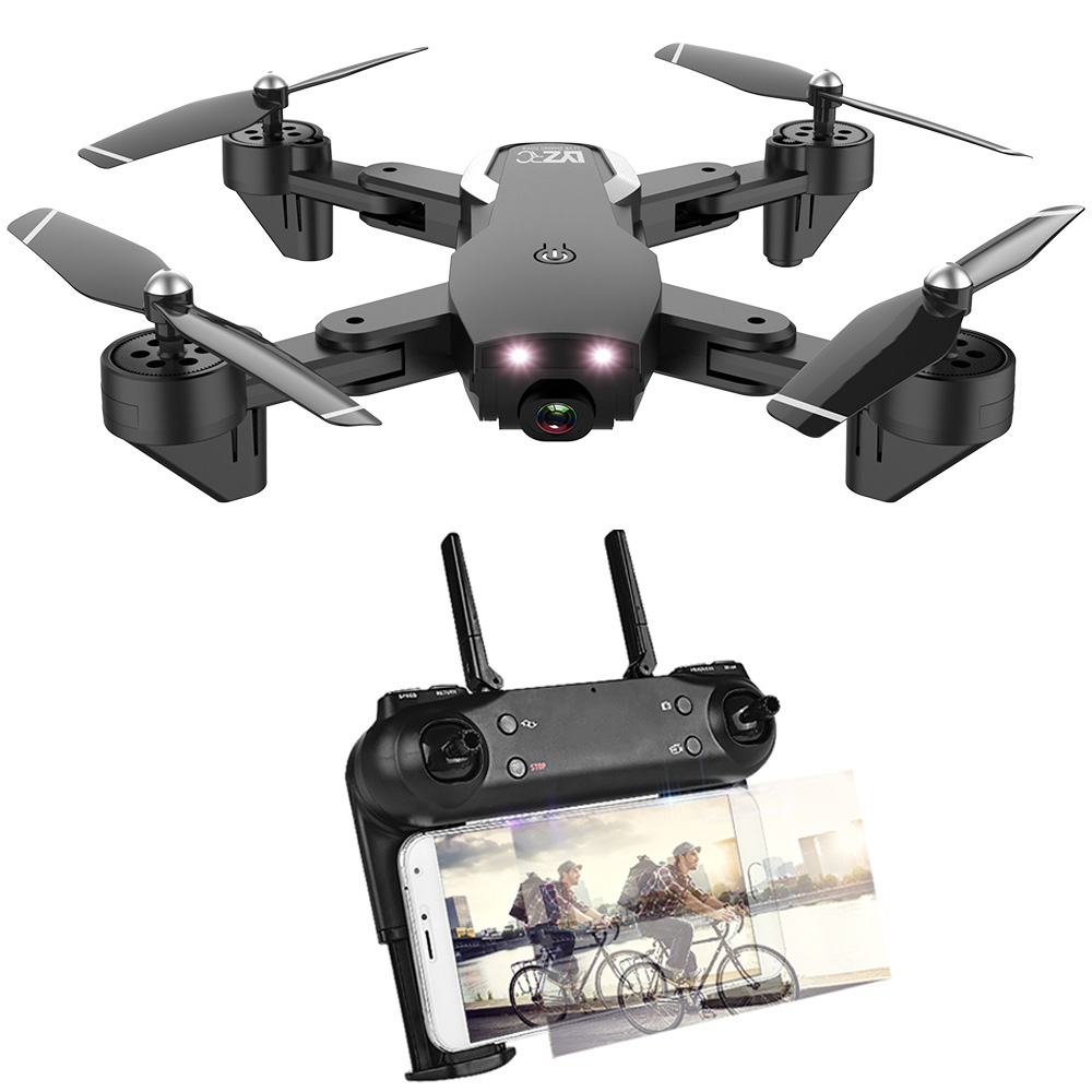 RC Drone Optical Flow 1080P HD Dual Camera Real Time Aerial Video RC Quadcopter Aircraft Positioning