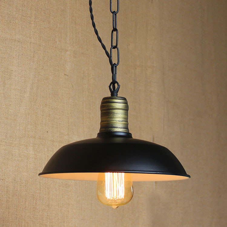 IWHD Style Loft Industrial Hanging Lamp LED Lamparas Iron Retro Hang Lights Home Lighting Bedroom Bar Luminaire Suspendu loft industrial rust ceramics hanging lamp vintage pendant lamp cafe bar edison retro iron lighting