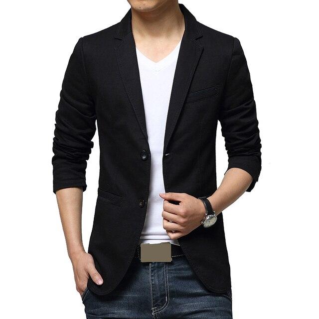 f677180941f 6XL Blazer Man Suit Wedding French Romantic Business Solid Black Exquisite  Gentleman OverCoat Groom Mens Blazer Jacket Dress
