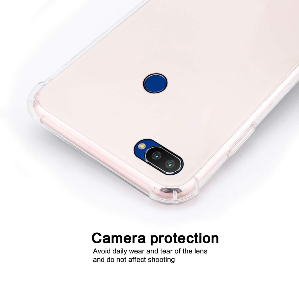 OPPO Realme 2 pro Case Cover OPPO Realme 2 ultra thin Clear Transparent TPU back case for OPPO Relame 1 C1 Full Cover Back cover (7)