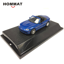 HOMMAT Simulation 1:43 Mazda MX-5 Convertible Diecast