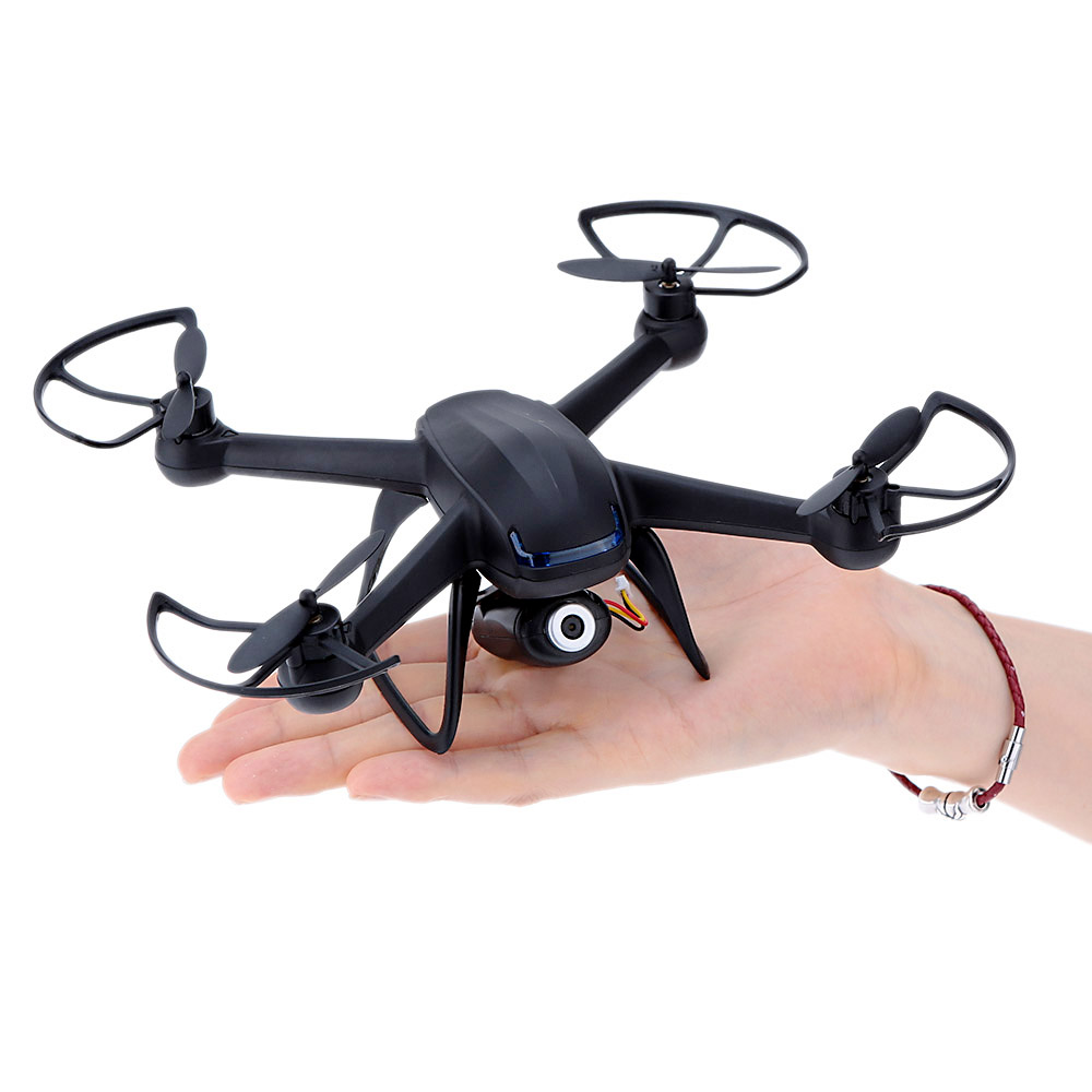 Original DM007 2.4G 6 Axis Gyro 4 CH RTF RC Quadcopter with 2.0MP HD Camera RC Helicopter MINI Drone цена