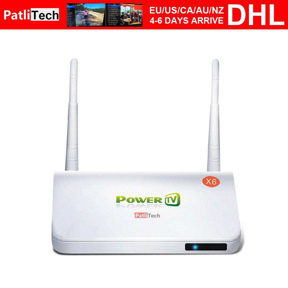 Free arabic tv receiver, Power Tv x6 iptv arabic box, free ip tv streaming, android internet streamer