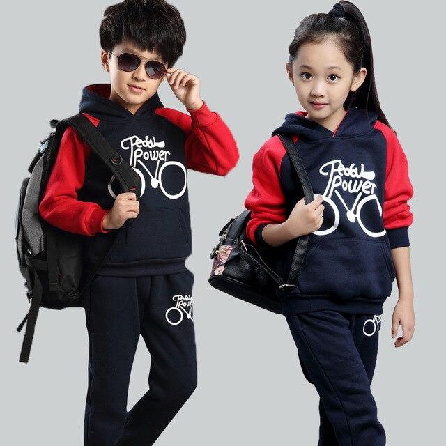 33aa4e6e3d7b Children Clothing Set Baby Boy Clothes Sport Suit Sportswear Suit ...