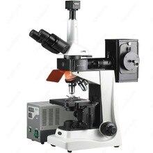 Wholesale EPI Fluorescence Trinocular Microscope–AmScope Supplies 40X-1600X EPI Fluorescence Trinocular Microscope + 8MP Digital Camera