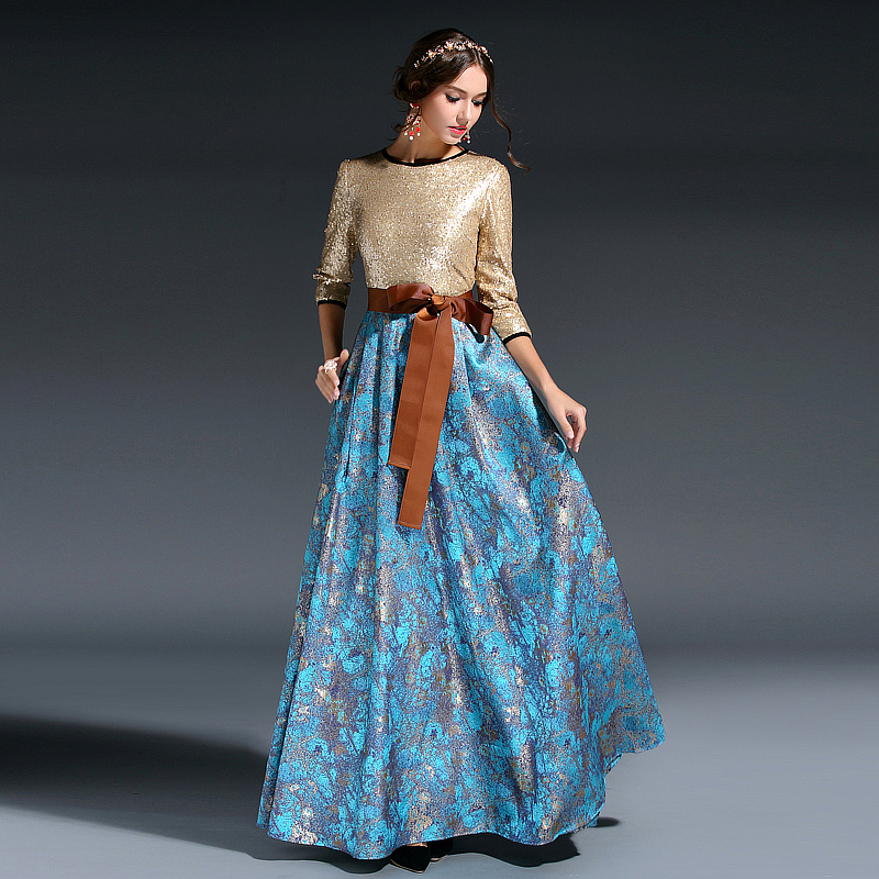 Designer Maxi Dresses - Fn Dress