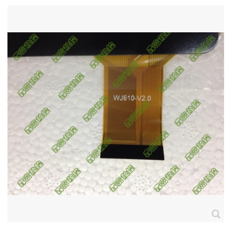 Original 10.1 -inch tablet capacitive touch screen WJ610-v2.0 free shipping