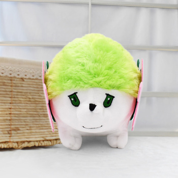 цена Kawaii 20cm Shaymin Plush Dolls Plush Toys Cartoon Stuffed Animals Toys Soft Christmas Toys Best Gift Free Shipping онлайн в 2017 году