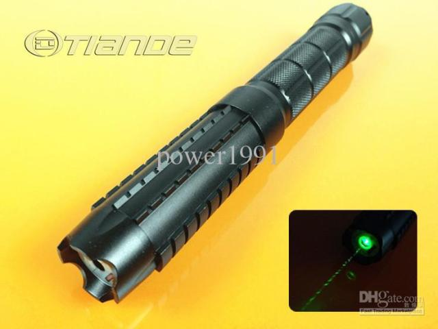 Laser Pointers 10000mw Green Color Beam 532nm with Goggles + Battery + Charger + Free Shipping