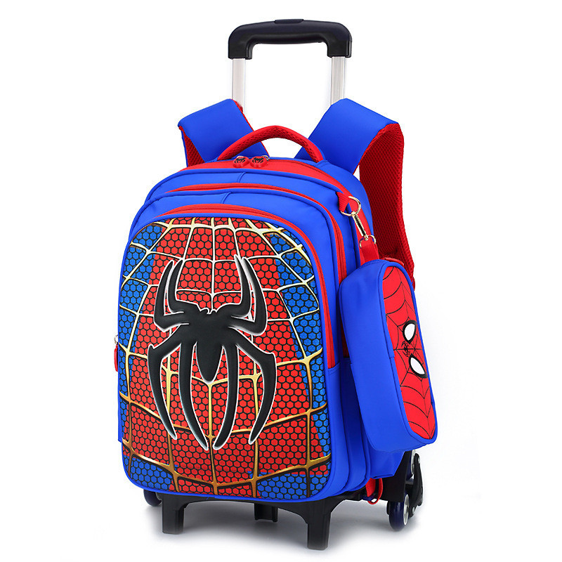 Travel luggage bags for kid Boy's Trolley School backpack wheeled bag for School Trolley bag On wheels School Rolling backpacks boy s car trolley case wheeled rolling bag 3d children travel suitcase trolley school backpack kid s trolley bags with wheels