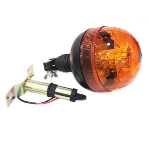 Image 5 - Mới 40 LED Chất Lượng Cao Cấp Cứu Cảnh Báo Đèn LED Nhấp Nháy Xoay Đèn Hiệu Máy Kéo Ánh Sáng Siêu Sáng Tuổi Thọ Động Cơ Hổ Phách #295477
