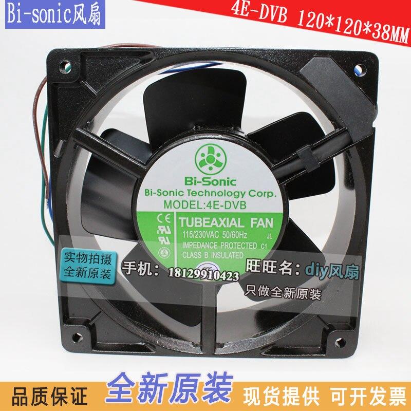 NEW FOR BI-SONIC 4E-DVB 12038 115V-240V cooling fan abnormal psychology 4e