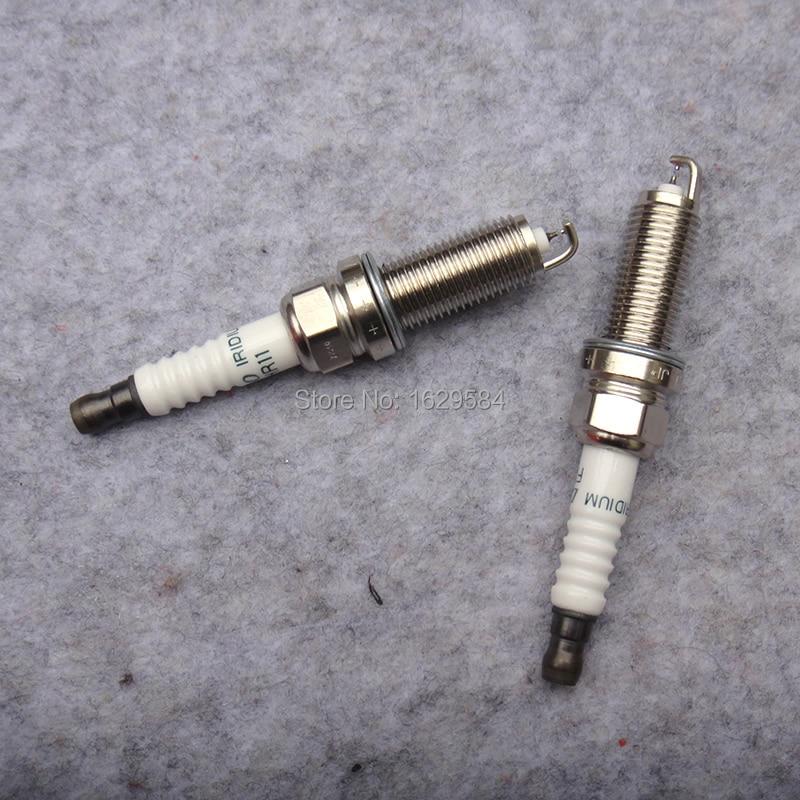 10x Iridium Power Spark Plugs DILKAR6A 11 22401 JA01B for Nissan Altima Cube Rogue Sentra Advance
