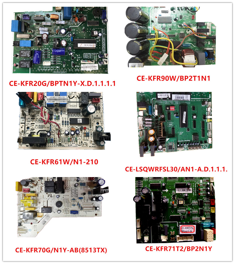 CE-KFR20G/BPTN1Y-X| CE-KFR90W/BP2T1N1| CE-KFR61W/N1-210| CE-LSQWRFSL30/AN1| CE-KFR70G/N1Y| CE-KFR71T2/BP2N1Y Used Good Working