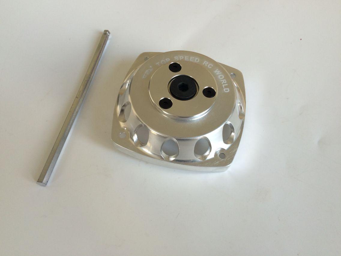 Aluminum Roto Starter for HPI Rovan KM 1 5 Rc Buggies Baja 5B 5T 5SC TOY
