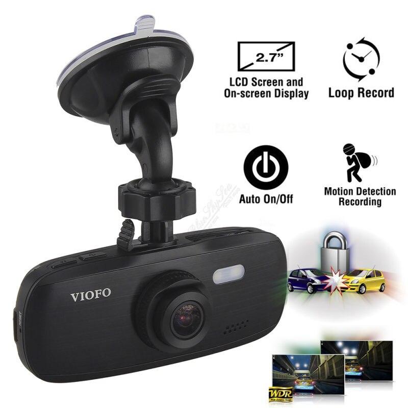 Viofo G1W S HD 1080P Super Capacitor Novatek96650 IMX323 Car Dash Cam Camera DVR