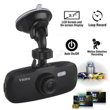 Viofo G1W-S HD 1080P Super Capacitor Novatek96650 IMX323 Car Dash Cam Camera DVR