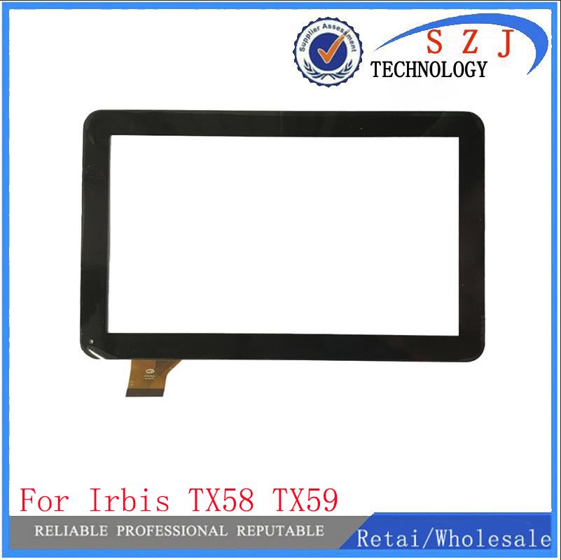 New 10.1'' Inch For Irbis TX58 TX59 Tablet Pc External Capacitive Touch Screen Capacitance Panel Free Shipping