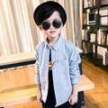 2017 thicken winter Cotton Casual Children Cool Famous European Full Sleeve Boy Shirts Kids Blusas Infantil