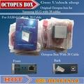 Топ Продаж Полный активации Octopus Box + 38 в 1 Кабель набор для LG и Samsung Unlock Флэш & Ремонт Свободный корабль