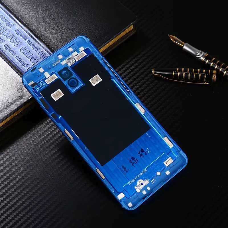 オリジナル住宅美蘭注 6 バッテリーバックカバー 5.5 インチ金属携帯電話の交換部品ケース魅 M6 注 M721H
