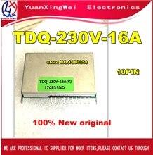 شحن مجاني 1 قطعة TDQ 230V 16A XFA 230V 186 جديد